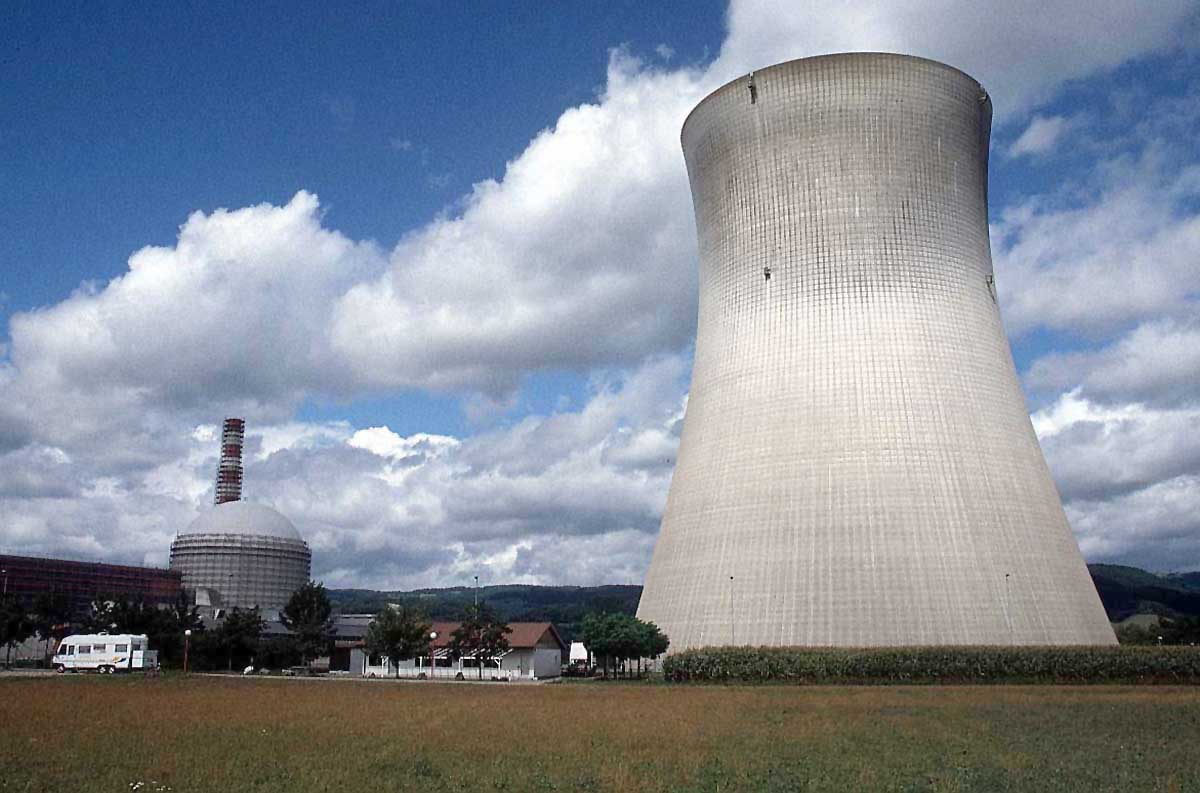 power and efficiency problems nuclear power plant