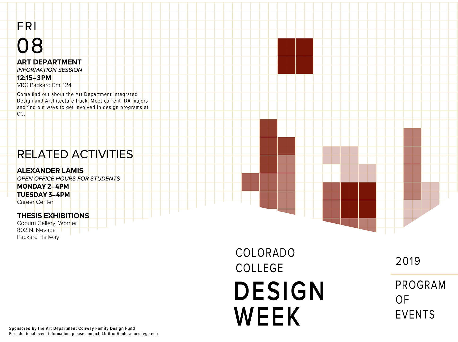 2019_CC Design Week Program_outside