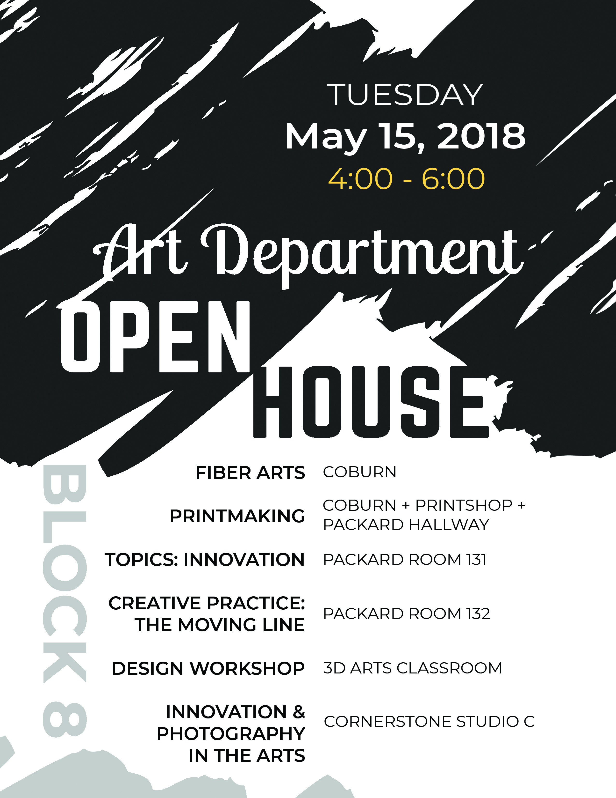 Art Open House Block 8