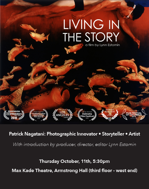 Living in the Story_Patrick Nagatani