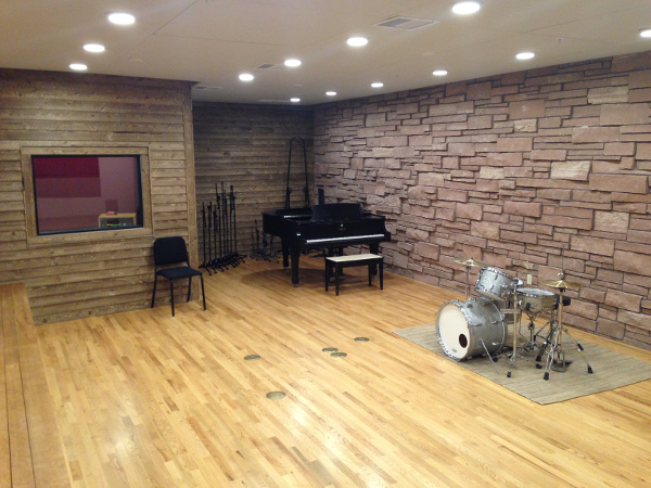 main recording studio music colorado college