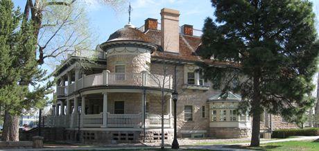 Jackson House Colorado College