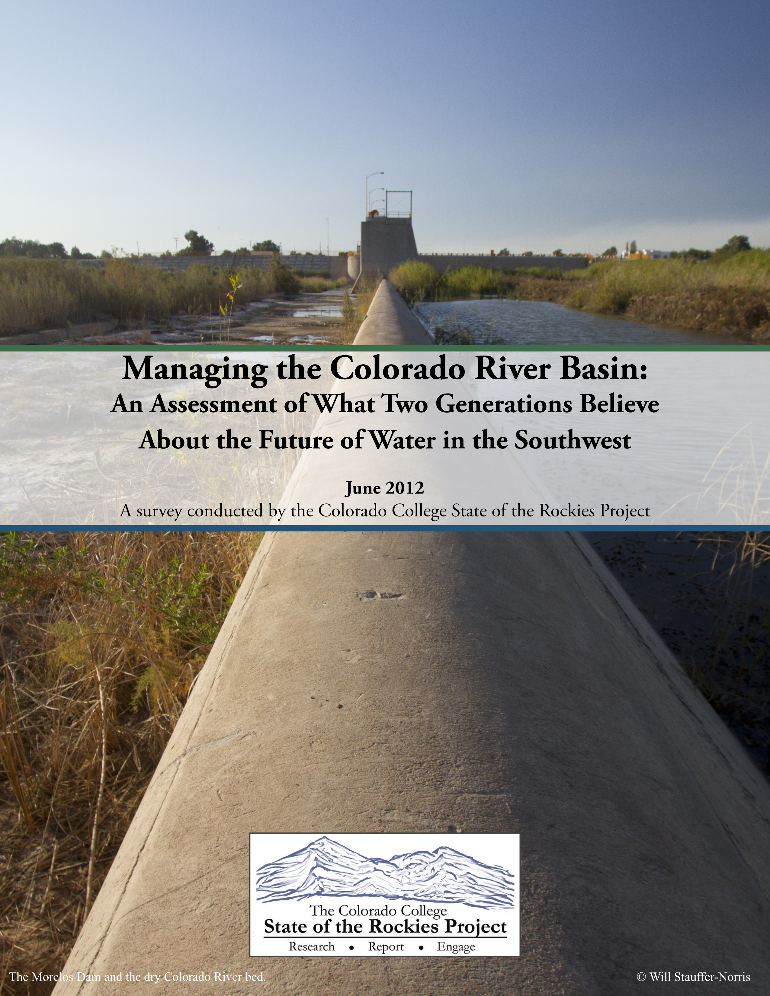 Managing the Colorado River Basin Survey