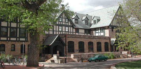 Bemis Hall Colorado College