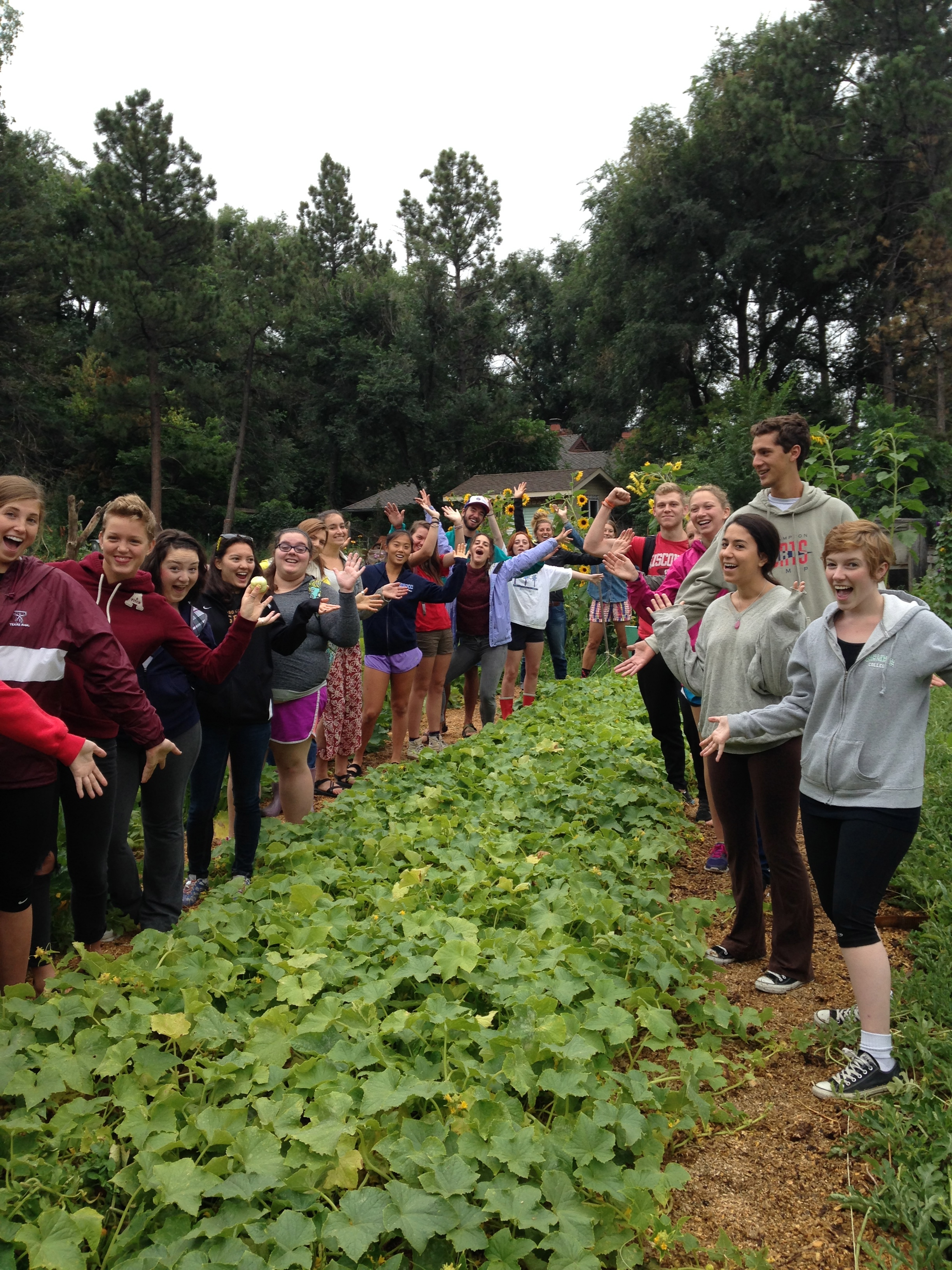 Deb's Food Justice Class