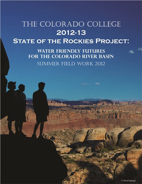 2012 Field Research Brochure