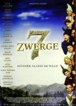 7 Zwerge Filmposter
