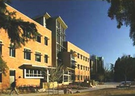 Tutt Science Building
