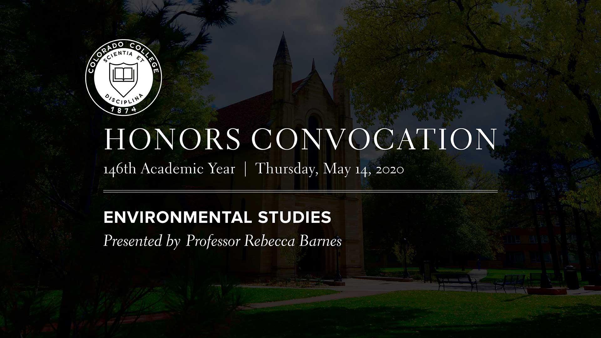 environmental studies video thumbnail