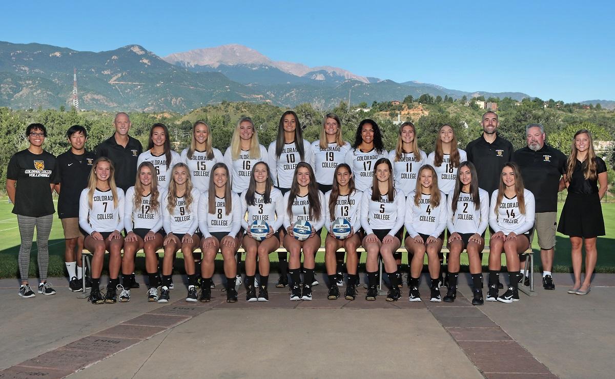 Cc Volleyball Ranked No 1 In Avca Poll Colorado College