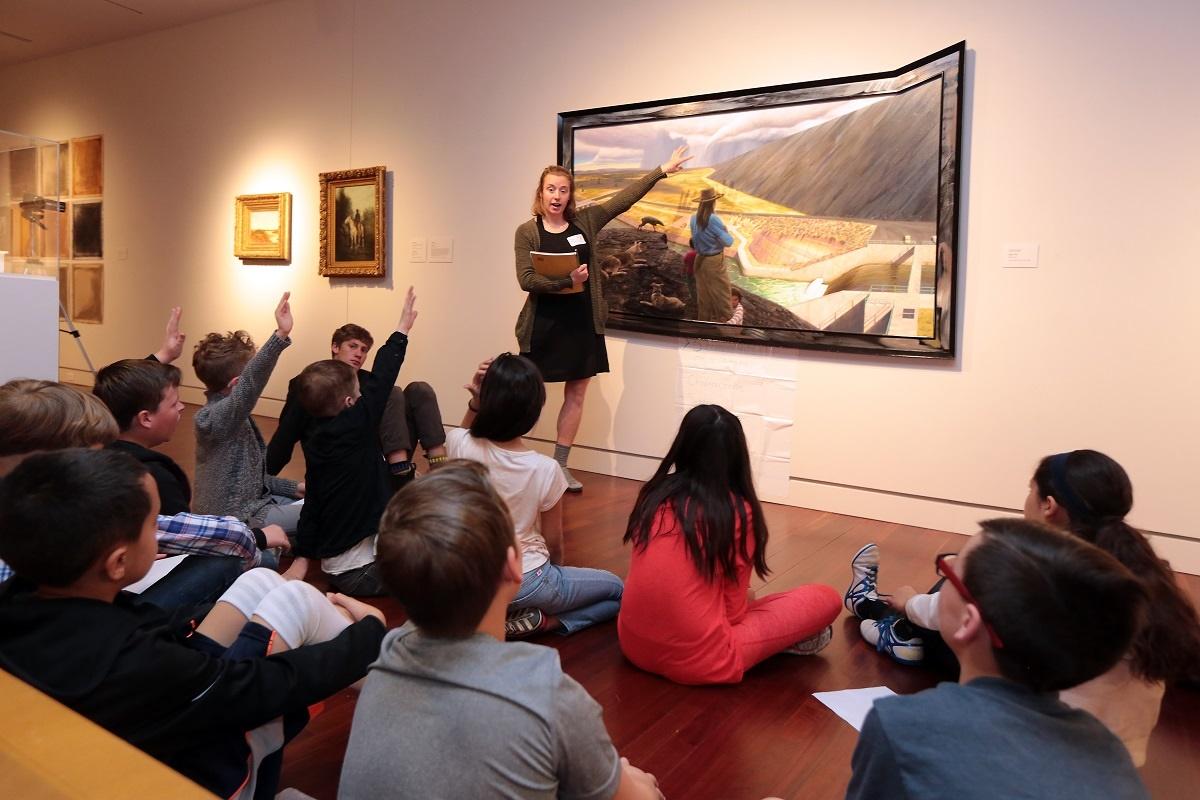 Fac Launches Free School Tours Program Colorado College