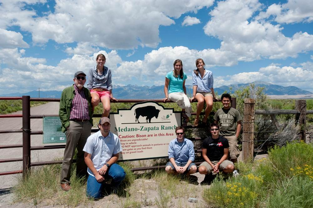 Lifetime Achievement in Conservation • Colorado College