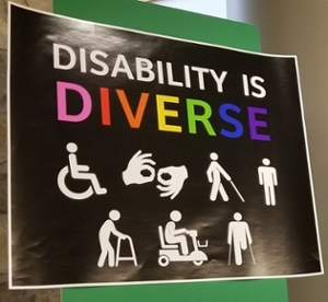 disability is diverse