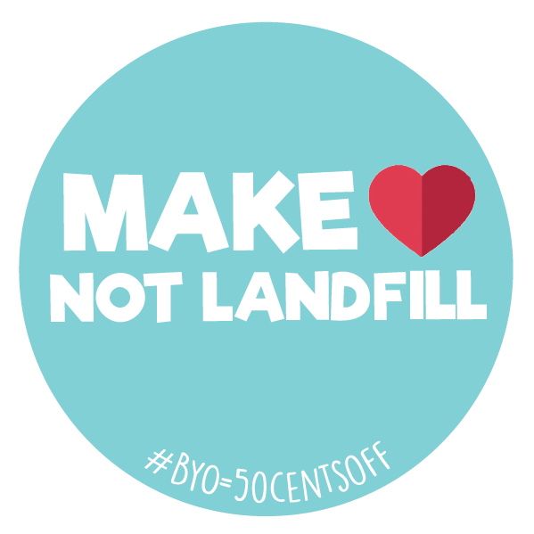 Landfill Sticker