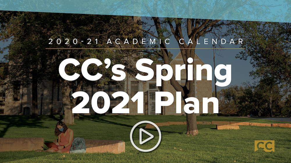 Colorado College Academic Calendar 2021 Images