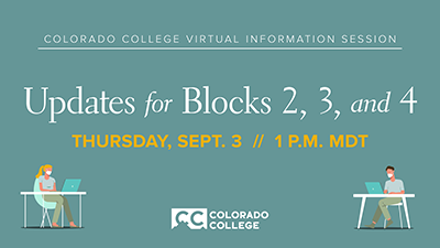Updates for Blocks 2, 3, and 4