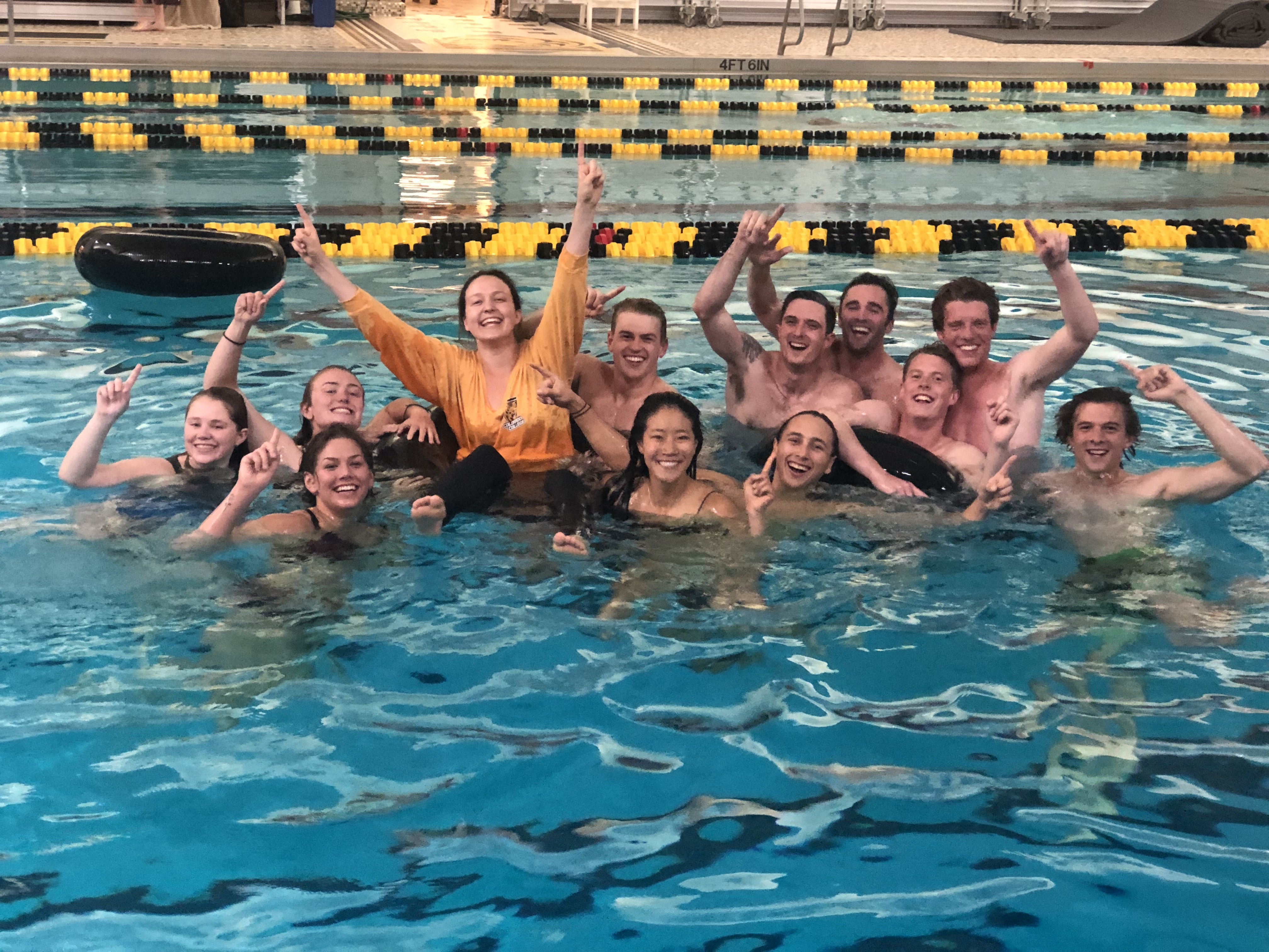 Water Polo Block 7. Waterpolo Pals