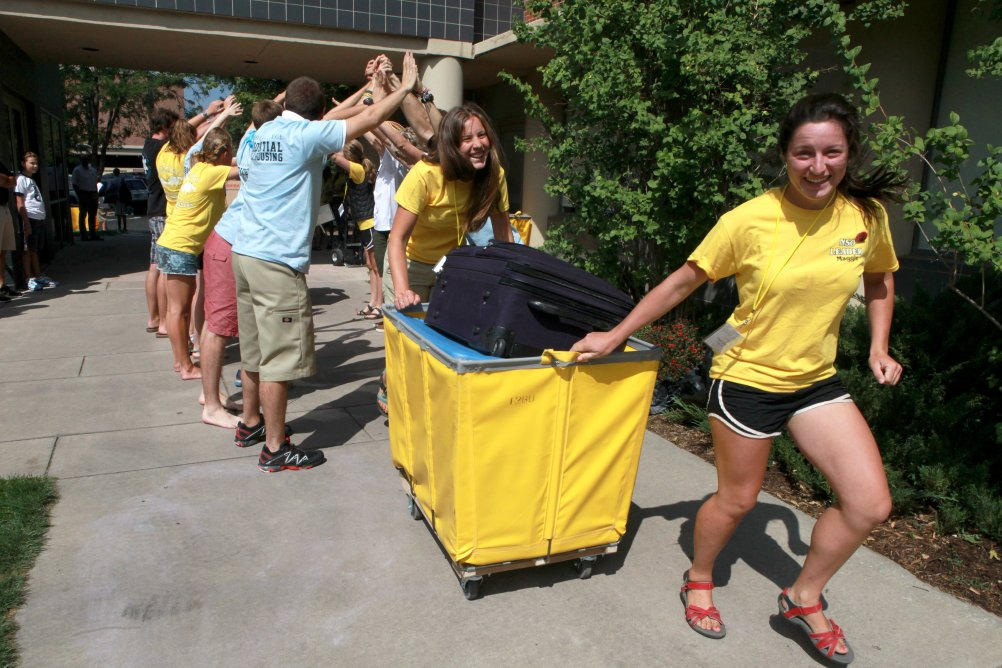 NSO Move in day